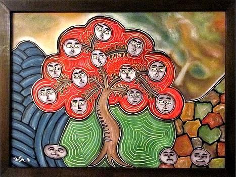 Fruit Tree by Rafi Talby