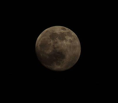 Full Moon by Thomas  MacPherson Jr