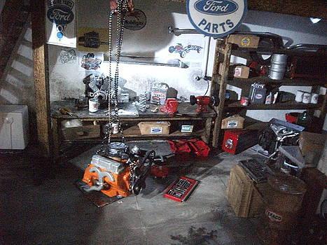Garage Anos 50 by Artur Prado