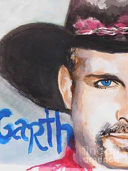 Garth Brooks  by Chrisann Ellis