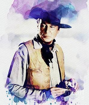 John Springfield - Gary Cooper, Vintage Actor