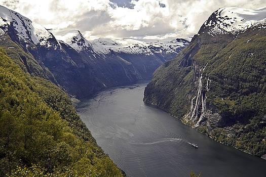 Heiko Koehrer-Wagner - Geiranger Fjord