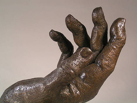 Gentle Hand Of Man by Don Budy