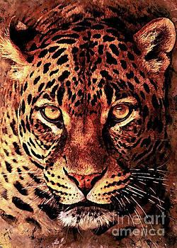 Gepard Art by Justyna JBJart