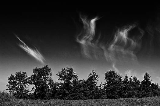 Mike Penney - Ghost Clouds