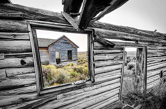 Ghost Town Framer by Peak Photography by Clint Easley