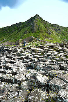 Giants Causeway by Andrew Michael