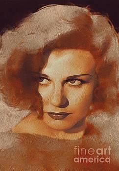 Mary Bassett - Ginger Rogers, Hollywood Legend