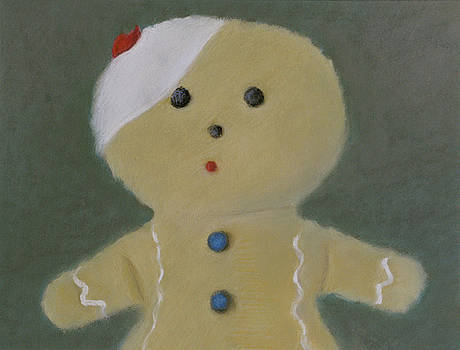 Gingerbread Guy by Amy Tennant