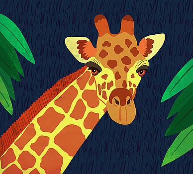 Giraffe by Nicole Wilson
