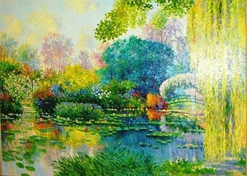 Giverny by Claude Cambour