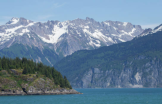 Glacier Bay National Park, Alaska by Stephanie McDowell