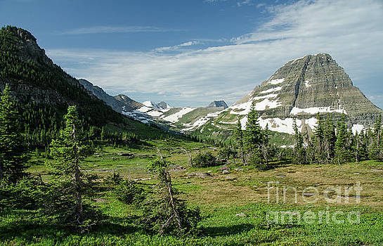 Glacier National Park by Nick Boren