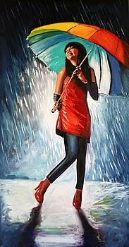 Glamour Girl by Francoise Lynch
