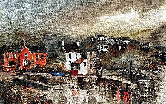 Val Byrne - Glandore Harbour  West Cork