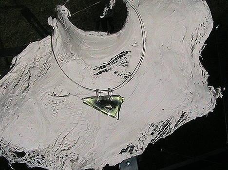 Glass Wearable Art by Jolanta Sokalska
