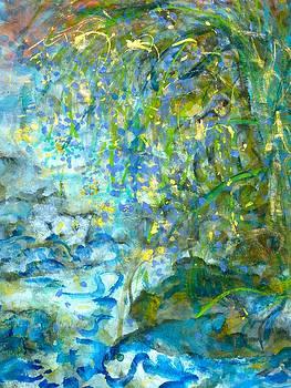 Glistening willow by Phoenix Simpson