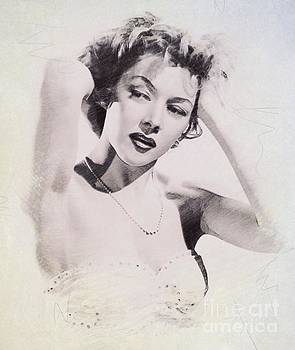 John Springfield - Gloria Grahame, Vintage Actress