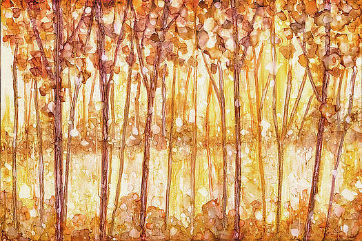 Golden Forest by Jennifer Allison
