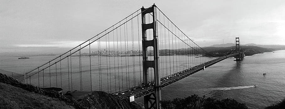 Golden Gate Bridge by Barbara Teller
