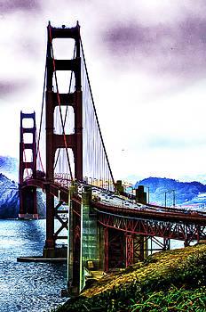 Golden Gate Bridge by Joseph Hollingsworth