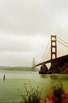 Golden Gate by Hazel Rice