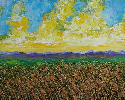Golden Harvest by Gary Rowell