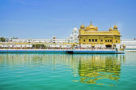 Golden Temple by Aman Chotani