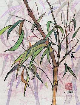 Graceful  Bamboo by Irina Davis