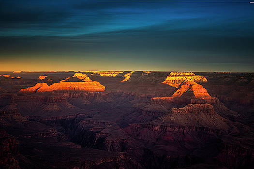 Grand Canyon Morning by Andrew Soundarajan