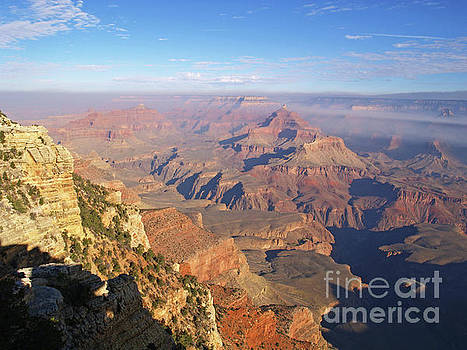 Grand Canyon Sunrise by Alex Cassels