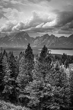 Grand Tetons by Prashant Thumma