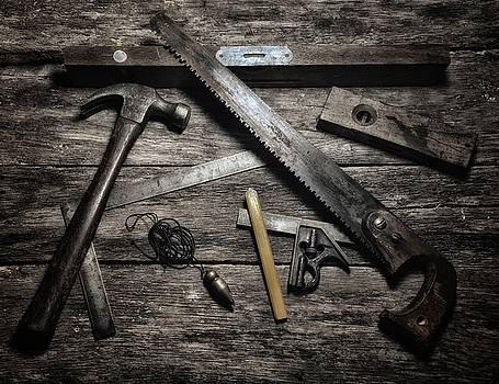 Granddad's Tools by Mark Fuller