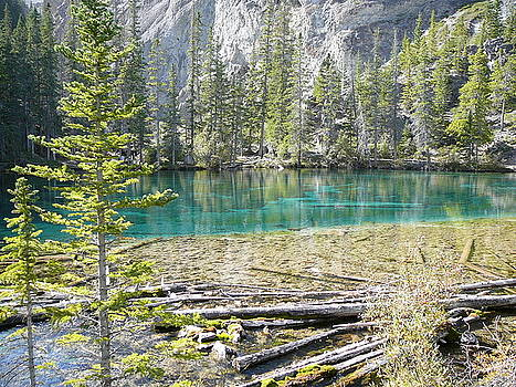 Grassi Lakes by Mark Lehar