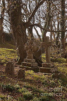 Grave Stones by Andy Thompson