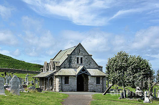Great Orme Cemetery by Steev Stamford