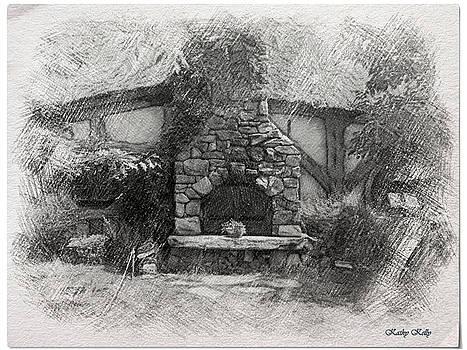 Kathy Kelly - Green Dragon Inn Illustration