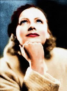 John Springfield - Greta Garbo, Vintage Actress