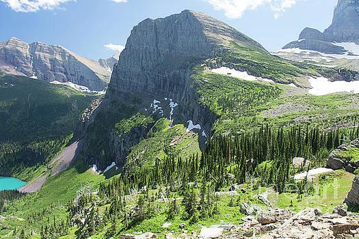 Grinnell Glacier Trail - Glacier National Park by Jason Kolenda