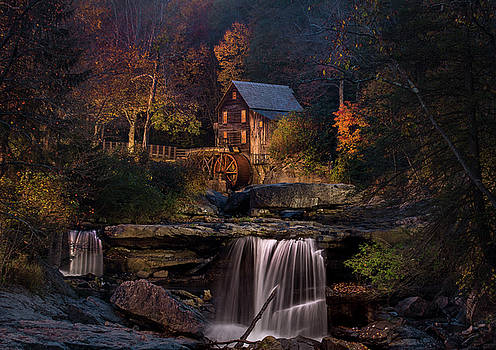 Gris Mill by Greg Grupenhof