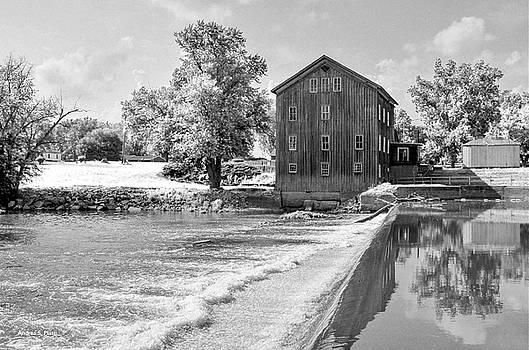 Grist Mill by Andrea Platt