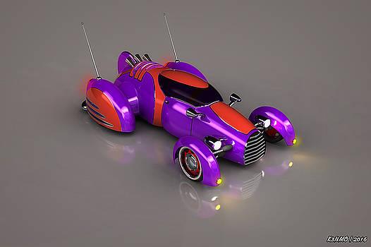 Grobo Car by Ken Morris