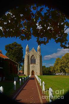 Guildford Grammar by Cassandra Buckley