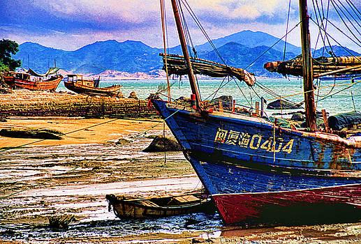 Dennis Cox ChinaStock - Gulangyu Boats