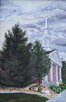 Hale Street Chapel by Jane Autry