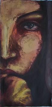 Half by Azadeh Amiri