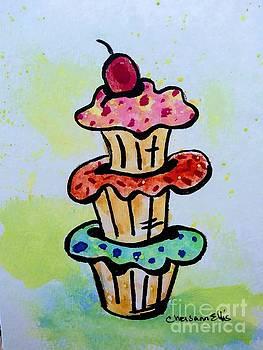 Happy Birthday by Chrisann Ellis