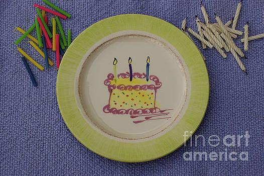 Happy Birthday by Sandy Molinaro