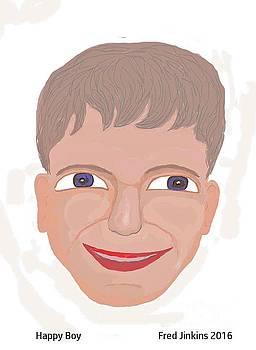 Happy Boy by Fred Jinkins