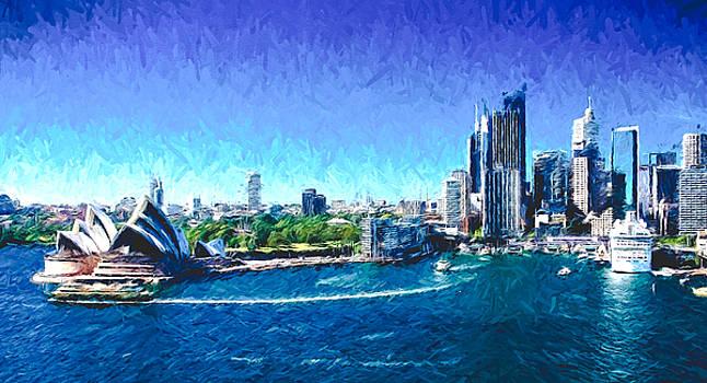 Harbour Feel by Chris  Hood